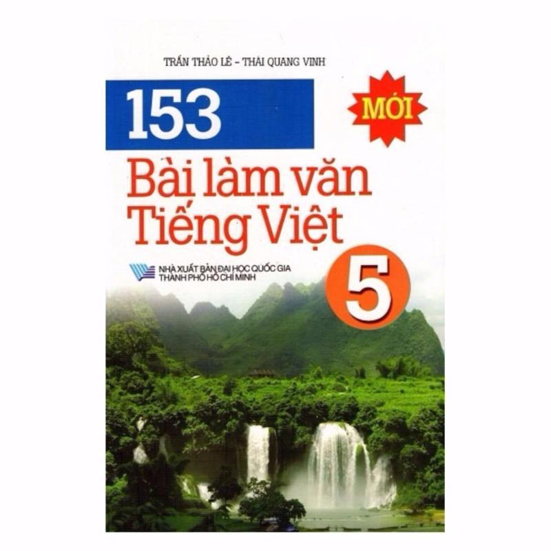 Mua 153 Bài Làm Văn Tiếng Việt 5