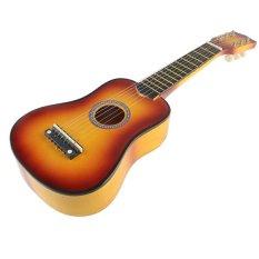 Bộ 6 Dây Đàn Acoustic 2inch Người Mới Bắt Đầu Tập Luyện Nhạc Cụ – Hàng Quốc Tế