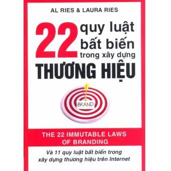 22 Quy Luật Bất Biến Trong Xây Dựng Thương Hiệu - Laura Ries, AlRies - Alphabooks - Tủ Sách Kinh Tế
