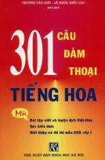 301 câu đàm thoại tiếng Hoa tập 1 (khổ lớn)