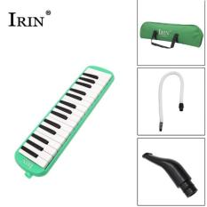 32 Piano Keys Melodica Musical Instrument for Music Lovers Beginners Gift with Carrying Bag – intl