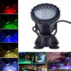 36 ĐÈN LED RGB Dưới Nước Đèn cho Nước Sân Vườn/Ao/Hồ Cá Cá-quốc tế