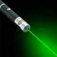 Bút laser tia xanh dùng thuyết trình kích thước 16*1.5cm – INTL