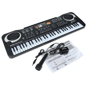 61 Keys Media Music Books Digital Piano - intl