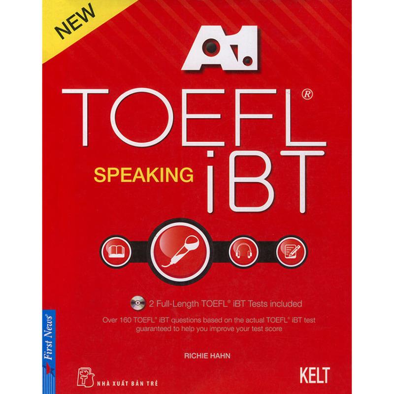 Mua A1 TOEFL iBT Listening (kèm CD)
