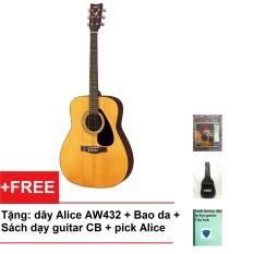 Acoustic guitar Yamaha F310 (Gỗ̃) + Tặng phụ kiện