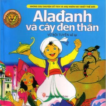 Ebook Aladanh và cây đèn thần PDF