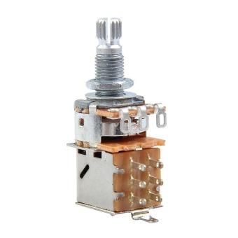 B500K Push Pull Control Pot Potentiometer for Electric Guitar Bass- intl