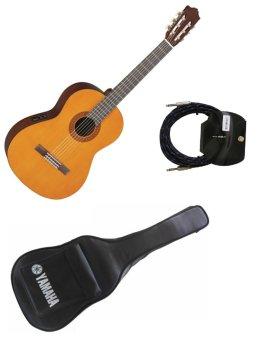 Bộ đàn guitar classic Yamaha CX40 + Bao da 3 lớp Yamaha BGA001 và Dây tín hiệu 6m DTH 6MBL - 8843475 , YA171MEAA1AFOUVNAMZ-1966354 , 224_YA171MEAA1AFOUVNAMZ-1966354 , 4550000 , Bo-dan-guitar-classic-Yamaha-CX40-Bao-da-3-lop-Yamaha-BGA001-va-Day-tin-hieu-6m-DTH-6MBL-224_YA171MEAA1AFOUVNAMZ-1966354 , lazada.vn , Bộ đàn guitar classic Yamaha CX