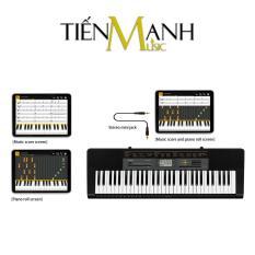 Đàn Organ Casio CTK-2500 – Hãng phân phối chính thức (Portable Keyboard CTK 2500 – Cam kết 100% chính hãng – Bộ Đàn, Nguồn, Giá nhạc)