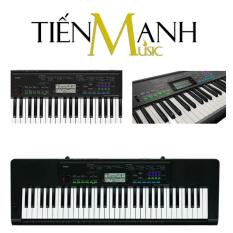 Đàn Organ Casio CTK-3400 – Bàn phím cảm ứng lực – Hãng phân phối chính thức (Touch Response Portable Keyboard CTK 3400 – Cam kết 100% chính hãng – Bộ Đàn, Nguồn, Giá nhạc)