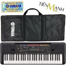 Đàn Organ Yamaha PSR-E263 – Hãng phân phối chính thức (Keyboard PSR E263 – Hàng chính hãng, Có tem chống hàng giả bộ CA – Bộ Đàn, Bao, Nguồn)