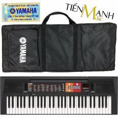 Đàn Organ Yamaha PSR-F51 – Hãng phân phối chính thức (Keyboard PSR F51 – Hàng chính hãng, Có tem chống hàng giả bộ CA – Bộ Đàn, Bao, Nguồn)
