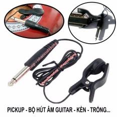 Bộ Pickup hút tăng âm cho guitar kèn trống