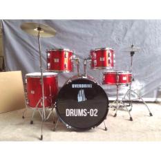 Bộ Trống Jazz Drums-02