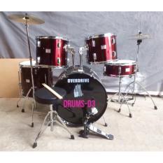 Bộ Trống Jazz Drums-03