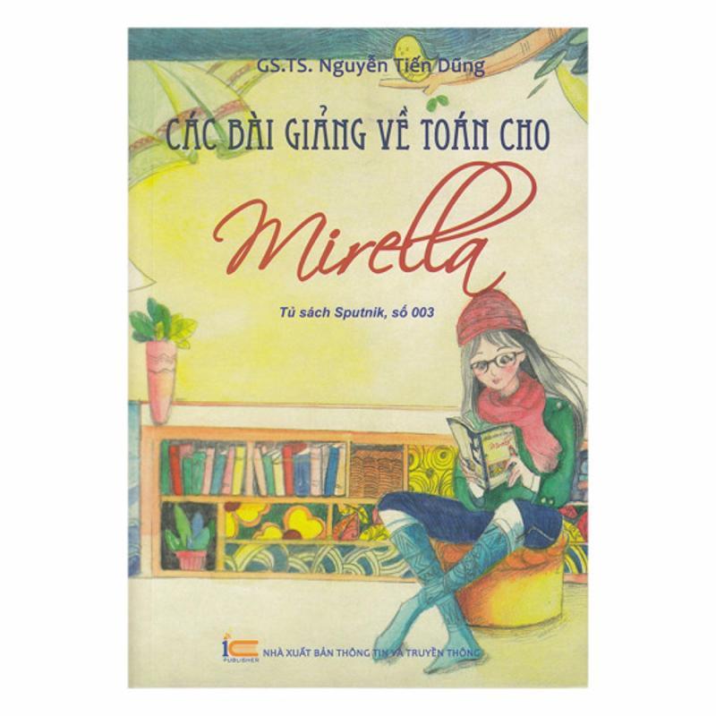 Mua Các Bài Giảng Về Toán Cho Mirella Quyển 1