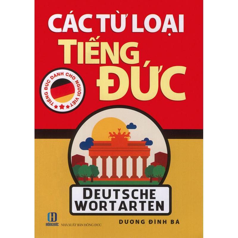 Mua Các loại từ tiếng Đức - Deutsche Wortarten
