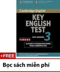 Cambridge Key English Test (KET) 3
