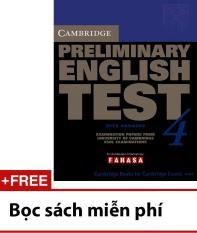 Cambridge Preliminary English Test (PET) 4