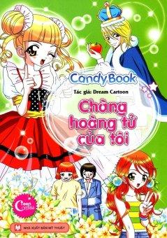 Candy Book - Chàng Hoàng Tử Của Tôi