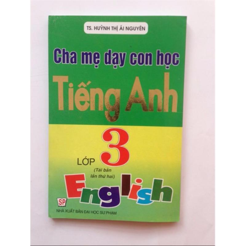 Mua Cha Mẹ Dạy Con Học Tiếng Anh 3