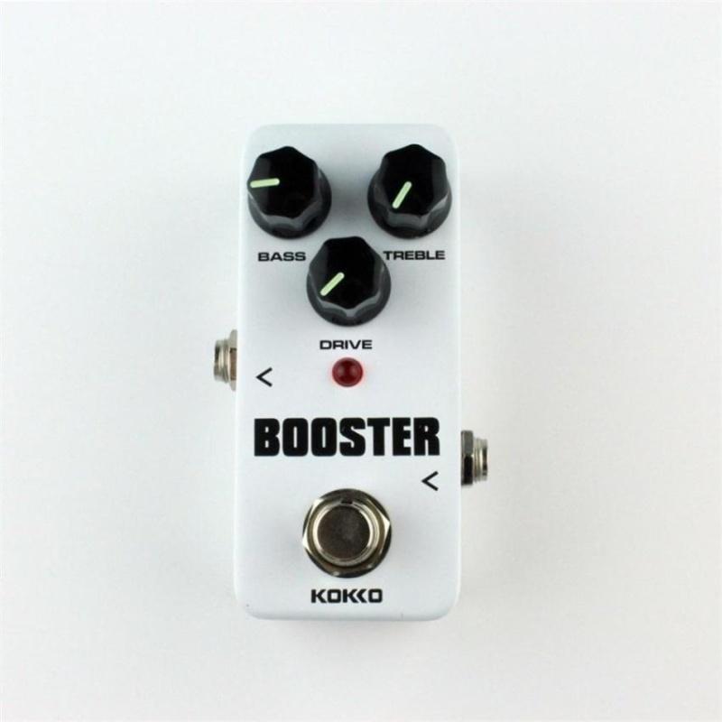 Cheer Fbs-2 Mini Overdrive Guitar Effect Pedal Guitar Two Segmenteq Effect Device - intl