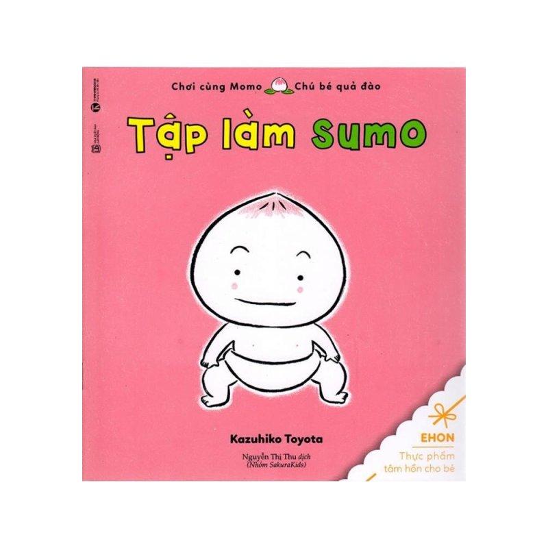 Mua Chơi Cùng MoMo Chú Bé Quả Đào - Tập Làm Sumo (0-3 tuổi)