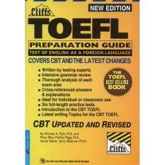 Cliffs – TOEFL Preparation Guide