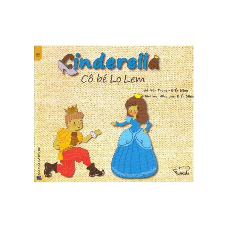 Mua Cô Bé Lọ Lem - Cinderella (Song Ngữ Việt - Anh)