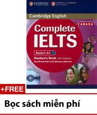 Complete IELTS bands 5-6.5 – Student's Book