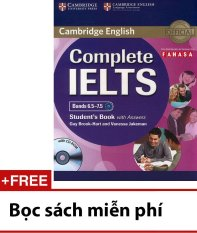 Complete IELTS bands 6.5-7.5 – Student's Book
