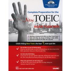 Complete Preparation for the New TOEIC – Hoàn Toàn Mới (kèm CD)