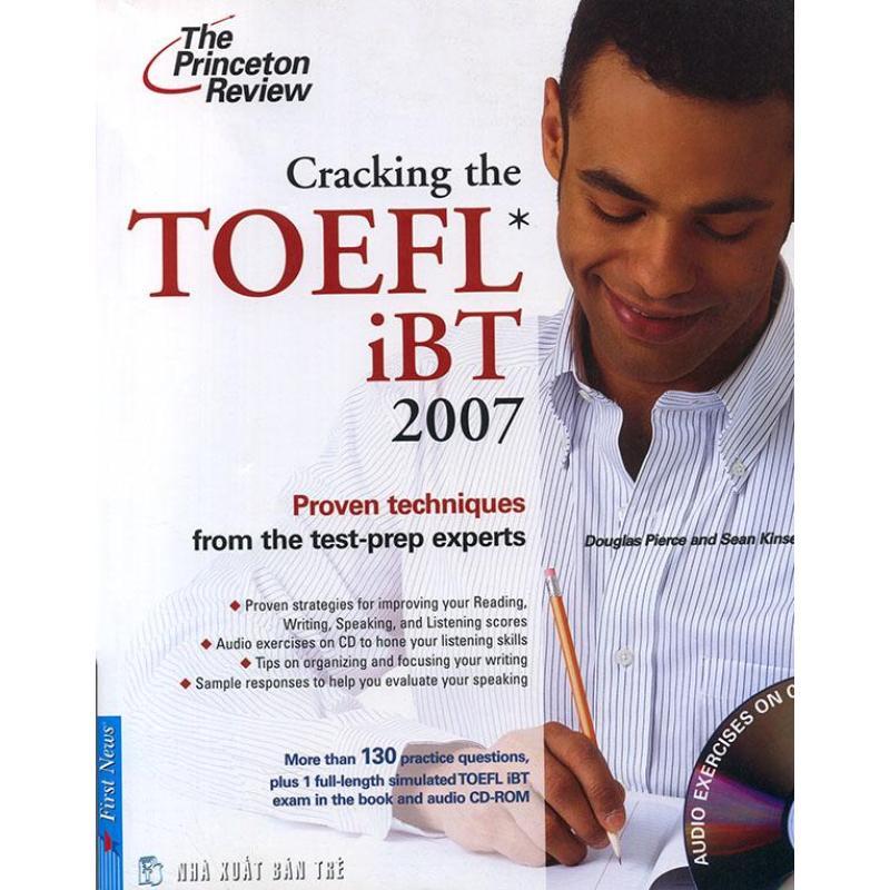 Mua Cracking the TOEFL iBT (kèm CD)