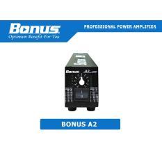 Cục đẩy power amplifier Bonus Audio A2