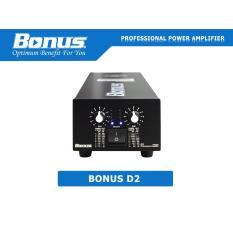 Cục đẩy power amplifier Bonus Audio D2