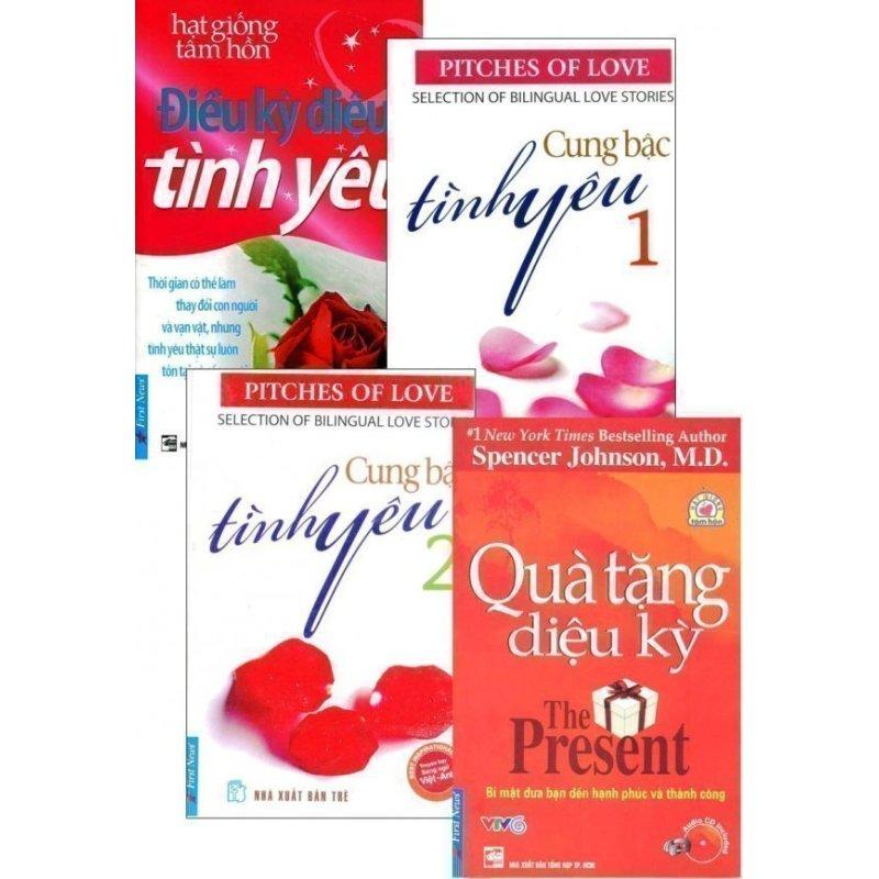 Mua Cung Bậc Tình Yêu (Trọn bộ 4 cuốn) - Nhiều tác giả