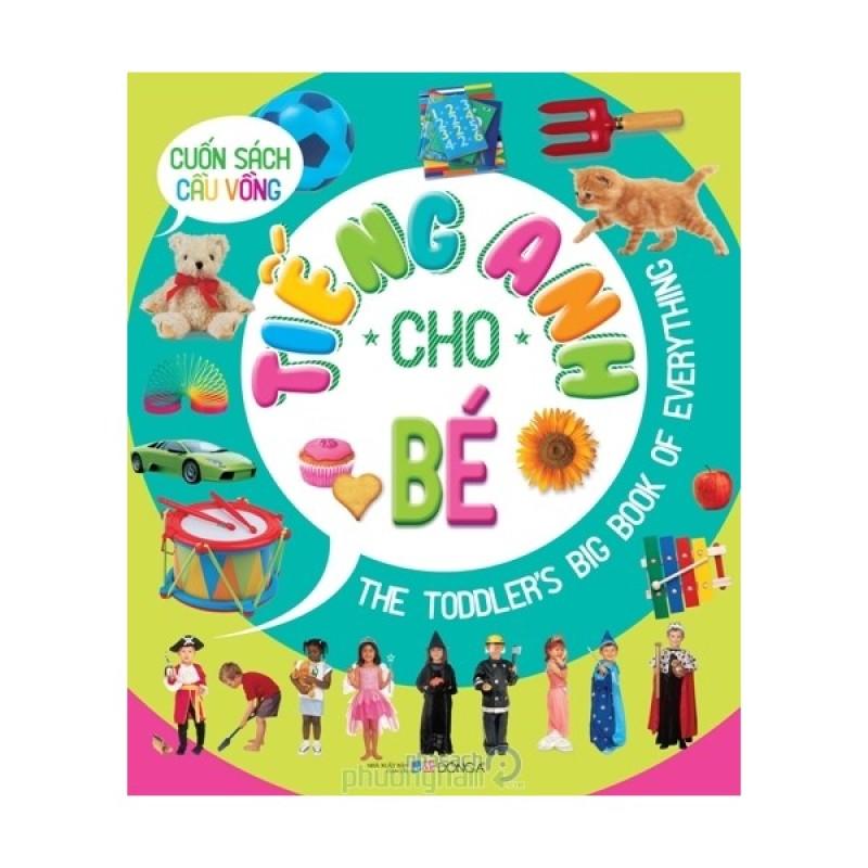 Mua Cuốn Sách Cầu Vồng - Tiếng Anh Cho Bé