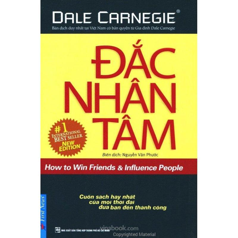 Mua Đắc Nhân Tâm (Sách Bỏ Túi) - Tái Bản 2016 - Nguyễn Vǎn Phước,Dale Carnegie