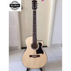 Đàn guitar Acoustic DT70 NAT – hiệu Duy Guitar