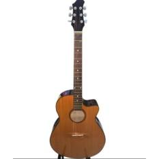 Đàn guitar Acoustic KBD-70aA (màu vàng)