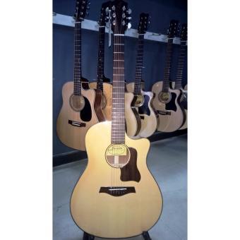 Đàn guitar Acoustic Taylor Việt Nam D400 (PU bóng màu gỗ tự nhiên)(Be)