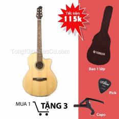Đàn Guitar Acoustic Việt Nam A1190 cho người mới tập chơi