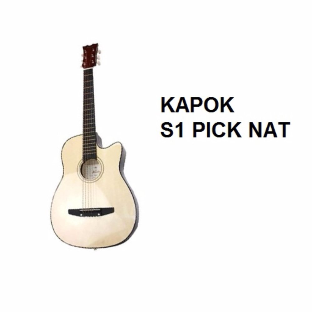 Đàn Guitar kapok S1 Pick NAT