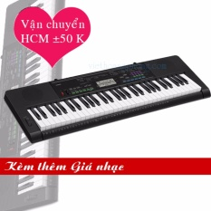 Đàn Organ Casio CTK-3400 kèm AD + giá nhạc (Touch Response) CTK3400 – HappyLive Shop