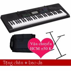 Đàn Organ Casio CTK-3400 tặng kèm chân + bao (Touch Response) CTK3400 – HappyLive Shop