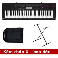 Đàn Organ Casio CTK-3500 tặng chân X + bao đàn – HappyLive Shop