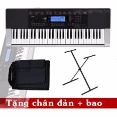 Đàn Organ Casio CTK-4400 tặng kèm chân + bao – Việt Hoàng Phong