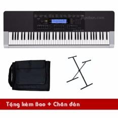 Đàn Organ Casio WK-240 tặng kèm Chân + Bao – HappyLive Shop