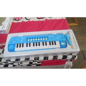 Đàn Organ Có Micro Cho Bé vui chơi đàn hát
